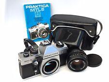 Praktica MTL5 Camera with PENTACON auto 1.8/50 MULTI COATED - EXCELLENT Cond