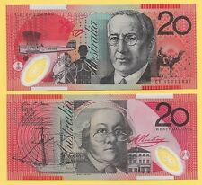 Australia 20 Dollars p-59h 2013 UNC Banknote