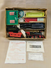 VTG Marx HO Gauge Jolly Green Giant Railroad Express Train Set Valley Express
