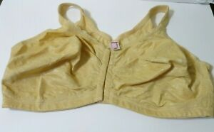 Comfort Choice Bra Size 52G Wire-Free Full Coverage Posture Support #27-0821-2