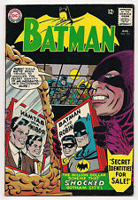 Silver Age BATMAN #173 1965 HIGH GRADE VF
