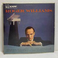 Roger Williams – Autumn Leaves: Kapp Records 1965 Vinyl LP (Pop / Classical)