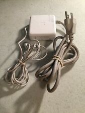 Used Apple A1036 45W Watt Portable AC Power Adapter Charger