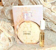 CHANCE Chanel ~ EDT Eau de Toilette ~ Perfume Spray Vials / Travel Size