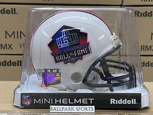 NFL HALL OF FAME - Riddell VSR4 Mini Helmet
