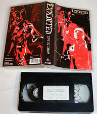 The Exploited - Live In Japan (VHS) 5013929712379