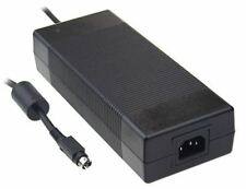 Mean Well 24V dc Power Supply, 0 → 9.2A