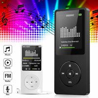 8GB/16GB Hi-Fi MP3 MP4 Player w/FM Radio Support up to 64GB Sport Music Speaker