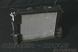 BMW 5er F10 F11 N53 Kühlerpaket Motor Kühler Lüfter Zarge Wasserkühler 7603744