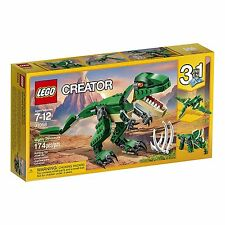 LEGO® Creator Mighty Dinosaurs Building Set 31058 NEW NIB