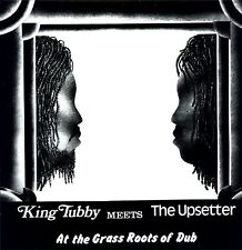 KING TUBBY MEETS THE UPSETTER (brand new re-issue LP) STU 16LP 001