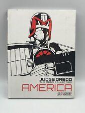 Judge Dredd The Mega Collection America Hardback Graphic Novel John Wagner VGC