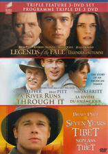 LEGENDS OF THE FALL / A RIVER RUNS THROUGH IT / SEVEN YEARS IN TIBET (TRIP (DVD)