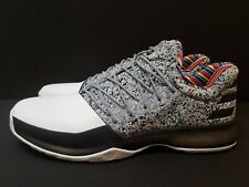 huge selection of a239e 8496a ADIDAS MENS JAMES HARDEN VOL 1 BHM ARTHUR ASHE EDITION BY3473 SIZE 18 Very  Rare