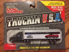 Racing Champions Truckin USA Ford Windstar Truck 1/144 scale diecast cab 1997