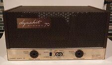 Vintage Tube Amplifier Dynaco - Dynakit Stereo 70    Two Channel Power Amplifier
