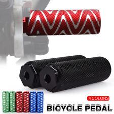Mtb Bike Foot Pegs Bmx Footrest Lever Cylinder Rocket Launcher Bike Accessory
