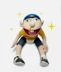 Brand New 100% Genuine SML Jeffy Puppet FREE NEXT DAY DELIVERY!!