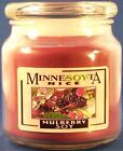 Mulberry Soy Candle, 16oz