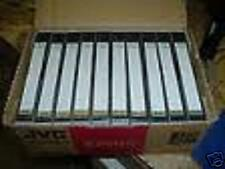 10 JVC Maxell DF-300 D-VHS DVHS tape works on SVHS VHS used one time
