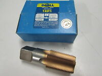 "1-11-1/2"" NPT taper 5 flutes TiN coated Pipe Tap EDP 44014 USA"