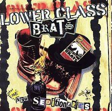 ~BACK ART MISSING~ Lower Class Brats CD New Seditionaries