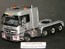 MERCEDES ACTROS 8x6 tracteur seul 1/50 WSI ref 04-1016