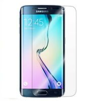 Full Curved Tempered Glass Samsung Galaxy S6 Edge Screen Protector