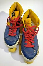Vintage Retro Hobie Skateboard Shoes Roller skates Mens Size 5 1/2 Womens Size 7