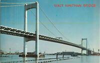 Postcard The Walt Whitman Bridge