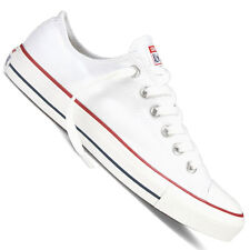 Uomo Converse Chuck Taylor All Star Ox M Sneakers Bianco 51 1/2