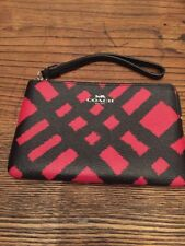 Coach Coin Purse/wristlet. Wallet. Moneybag. Bag. Xmas Gift Designer