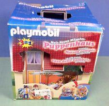 (O5167) playmobil maison transportable ref 5167 en boite neuve complète