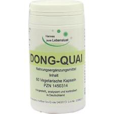DONG QUAI Vegi Kapseln 500 mg 60St PZN: 1450314