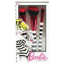 Barbie Contouring Make Up Brushes Set 3 Soho New York Mattel Limited Edition NEW