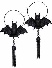 GOTHIC Witchy Pendientes Murciélago oculta Vampiro Oriental Murciélago earrings