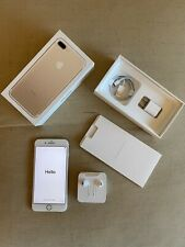 Unlocked Apple iPhone 7 Plus  A1784 128GB Gold