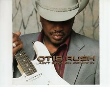 CD OTIS RUSHain't enough comin inEX-  (A4294)