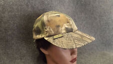 Vtg NEW Mossy Oak  Camo Goretex Hunting Hat/Cap USA made sz L Whitewater Outdoor