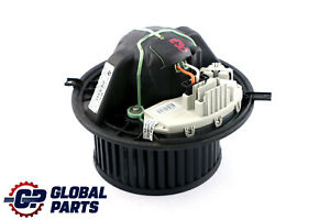 BMW 1 X1 3 Z4 Series E81 E87 E90 E91 E92 E93 Heater Fan Blower Unit Motor Fan