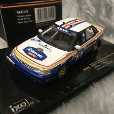 IXO 1:43 Subaru Legacy RS Manx Rally 1991 McRae Ringer #6 RAC215