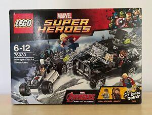 LEGO Marvel Superheroes Avengers Hydra Showdown 76030 *NO MINIFIGURES*