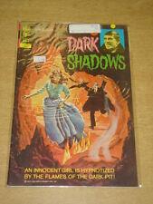 DARK SHADOWS #13 VF- (7.5) GOLD KEY COMICS APRIL 1972
