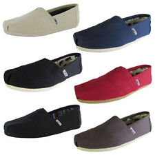 Tom's Canvas Loafers Casual Shoes for Men