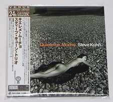 STEVE KUHN TRIO / Quiereme Mucho  JAPAN CD Mini LP w/OBI TKCV-35520 24k GOLDDISC