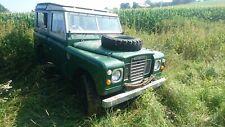 1 X Land Rover mit Patrol DIESEL