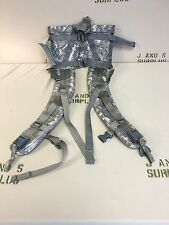 Molle II Rucksack Enhanced Shoulder Straps ACU Quick Release and Load Lifter