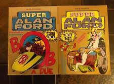 Super ALAN FORD serie oro lotto n. 46-47