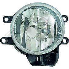 Front Right OS Fog Light Lamp H16 For Toyota Yaris Mk3 Hatchback 8.14-On