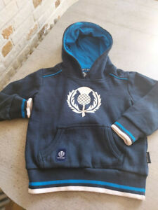 Toddler Scotland Classics Hoodie Size 2-3 yrs
